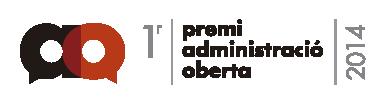 1r Premi Administració Oberta 2014