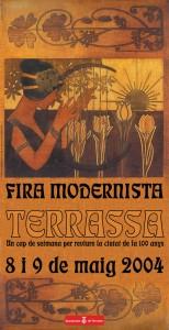 Fira Modernista 2004